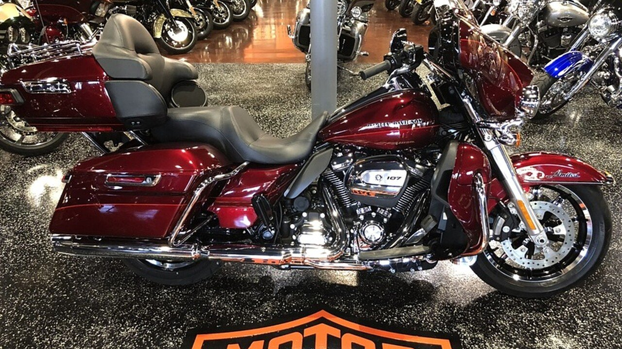 2017 harley-davidson Touring for sale 200592052