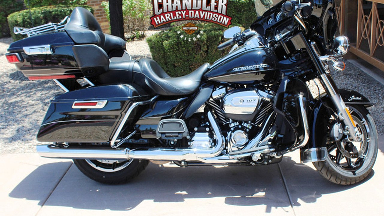 2017 harley-davidson Touring Ultra Limited for sale 200596668