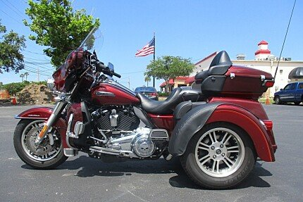 2017 harley-davidson Trike Tri Glide Ultra for sale 200607342