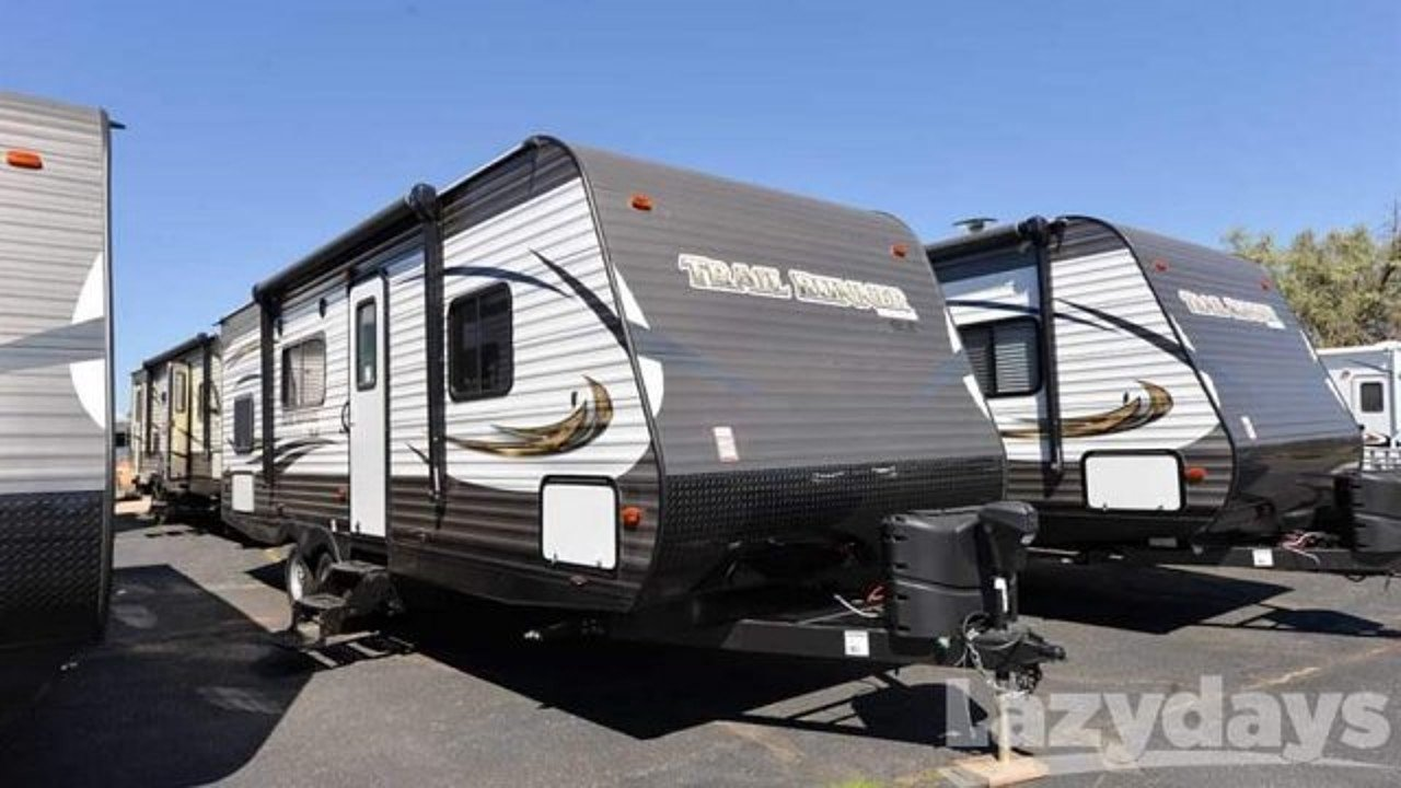 2017 heartland Trail Runner for sale 300114310
