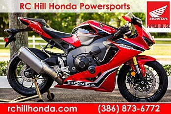 2017 honda CBR1000RR for sale 200532450
