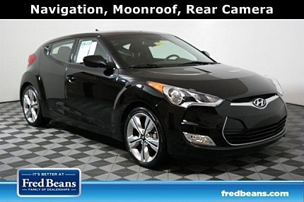 2017 hyundai Veloster for sale 101012504