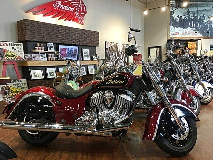 2017 indian Chief Classic for sale 200607302