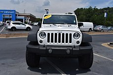 2017 jeep Wrangler 4WD Unlimited Sport for sale 101007849
