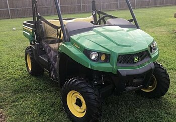 2017 john-deere Gator for sale 200627396