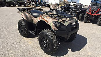 2017 kawasaki Brute Force 750 4x4i EPS Camo for sale 200402323