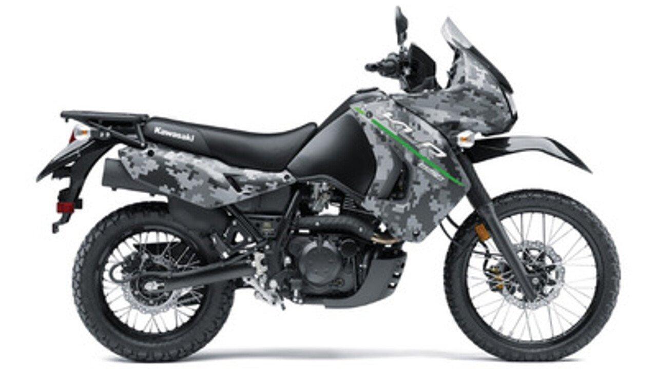 2017 kawasaki KLR650 for sale 200504197