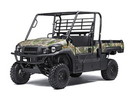 2017 kawasaki Mule Pro-FX for sale 200561023