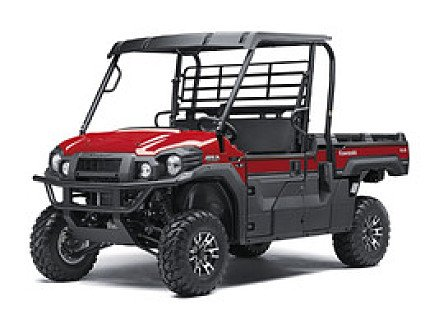 2017 kawasaki Mule Pro-FX for sale 200561045