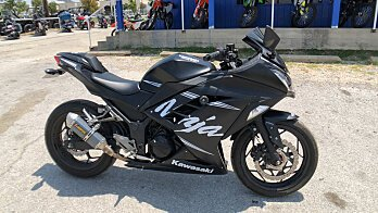 2017 kawasaki Ninja 300 ABS for sale 200590468