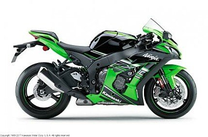 2017 kawasaki Ninja ZX-10R for sale 200416181
