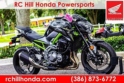 2017 kawasaki Z900 for sale 200613898