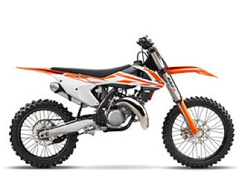 2017 ktm 125SX for sale 200560904