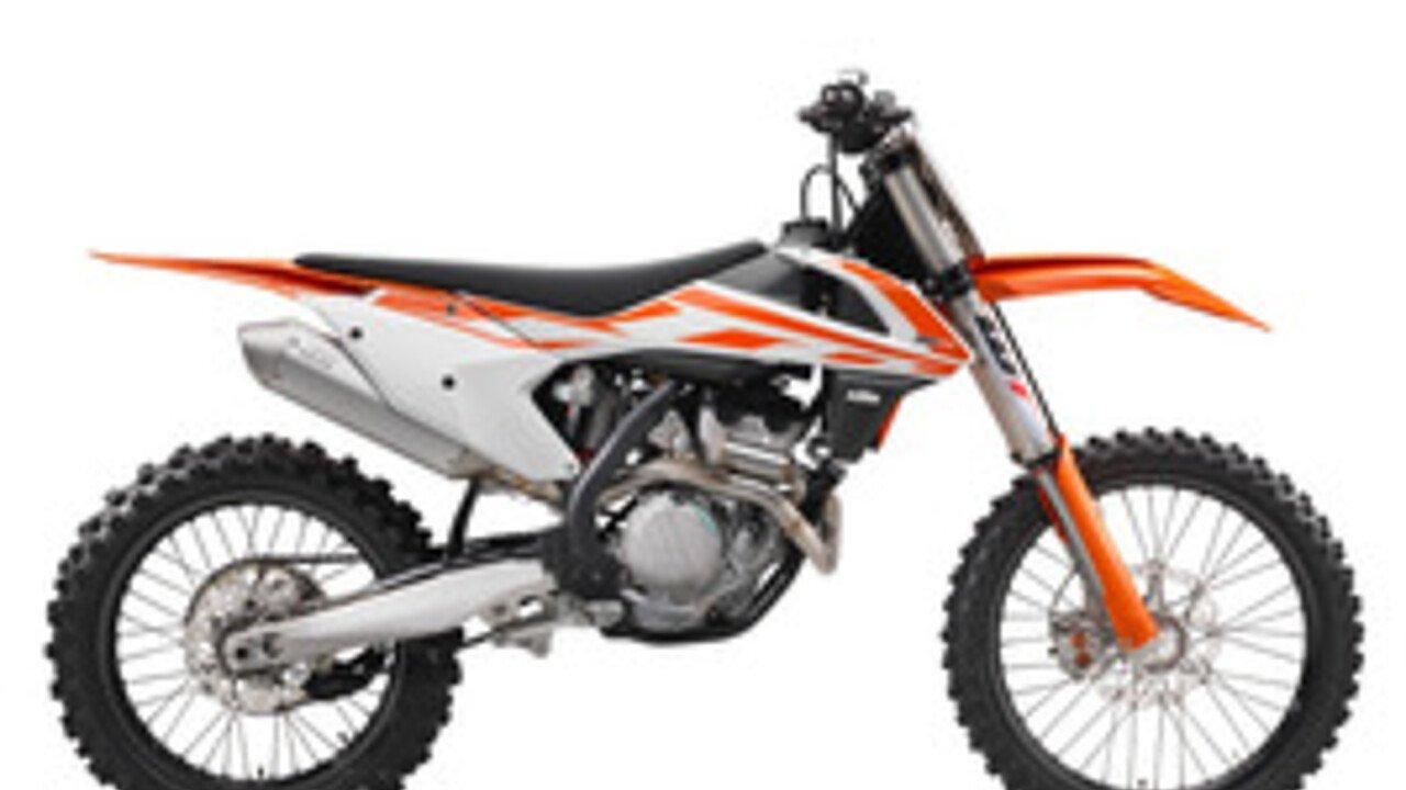 2017 ktm 250SX-F for sale 200560919