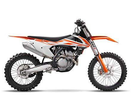2017 ktm 250SX-F for sale 200395417