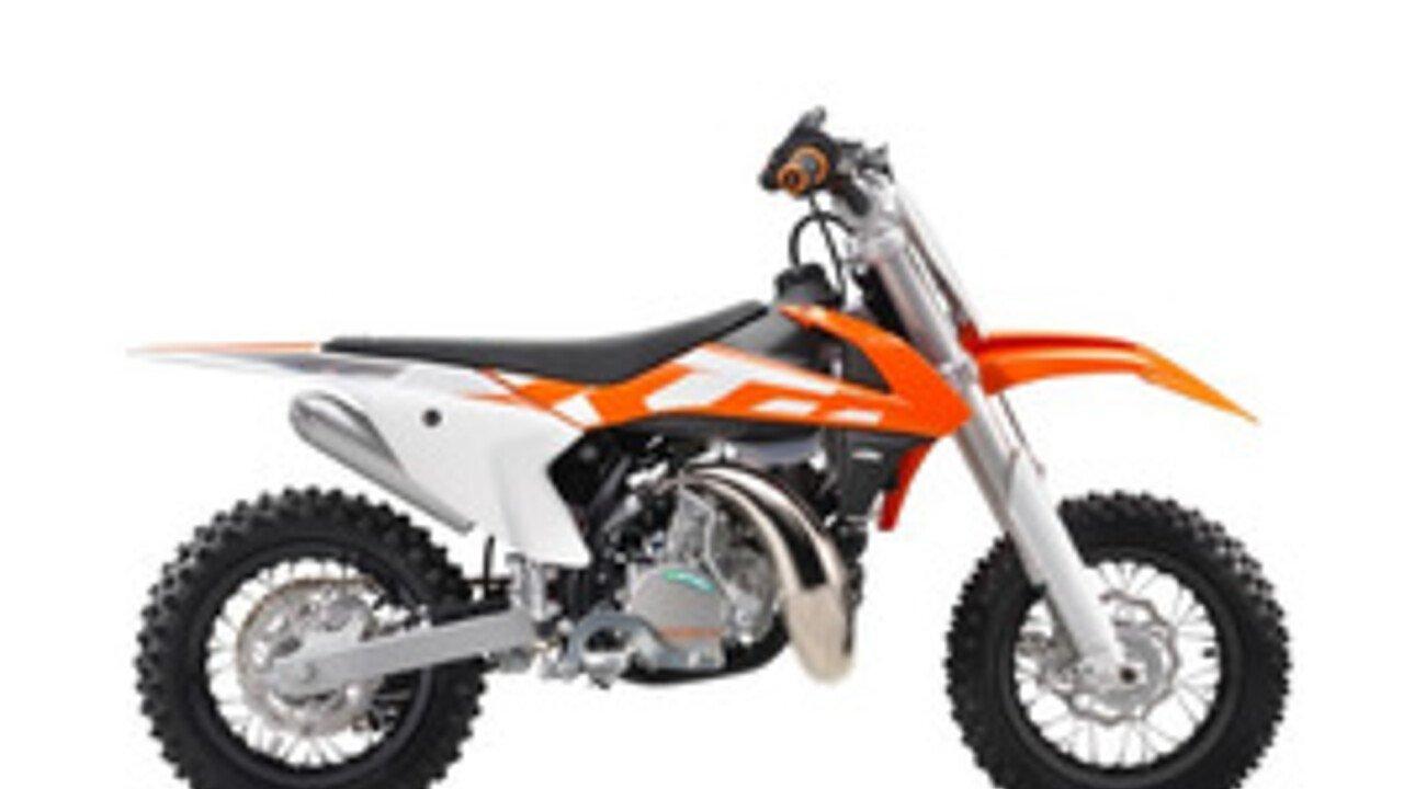 2017 ktm 50SX for sale 200560911