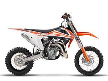 2017 ktm 65SX for sale 200560939