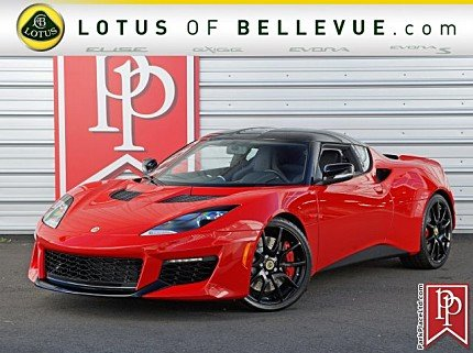 2017 lotus Evora 400 for sale 100912809