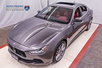 2017 maserati Ghibli S w/ Sport Package for sale 101026967