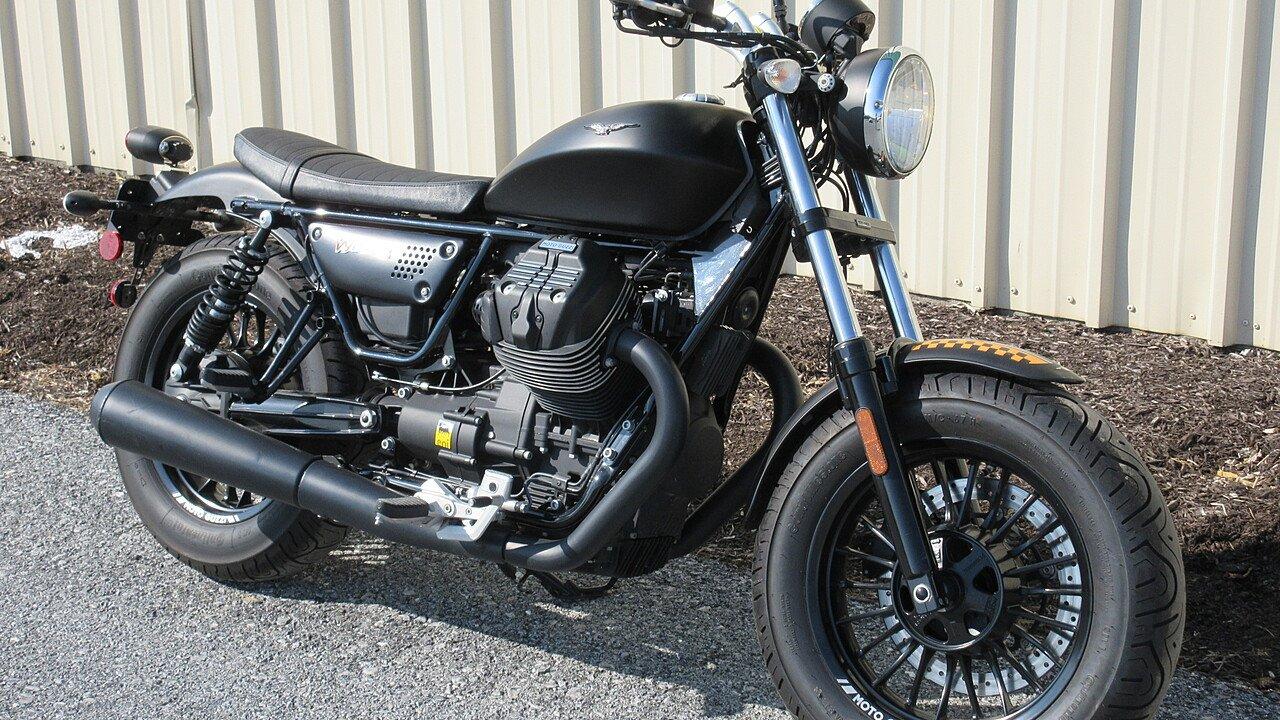 2017 moto-guzzi V9 for sale 200549618