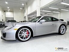 2017 porsche 911 Coupe for sale 101000254
