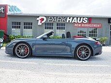 2017 porsche 911 Cabriolet for sale 101008426