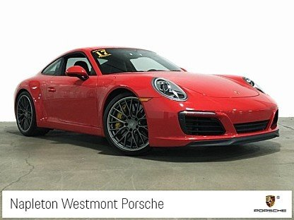2017 porsche 911 Coupe for sale 101011754