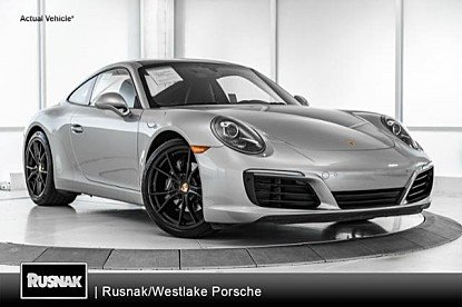 2017 porsche 911 Carrera Coupe for sale 101021427