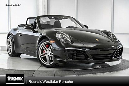 2017 porsche 911 Carrera Cabriolet for sale 101025337