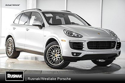 2017 porsche Cayenne S E-Hybrid for sale 101039597