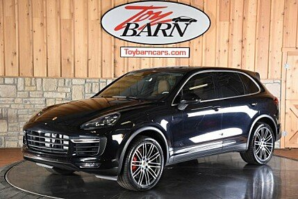 2017 porsche Cayenne for sale 101043038