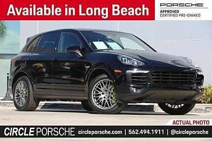 2017 porsche Cayenne S E-Hybrid for sale 101043232