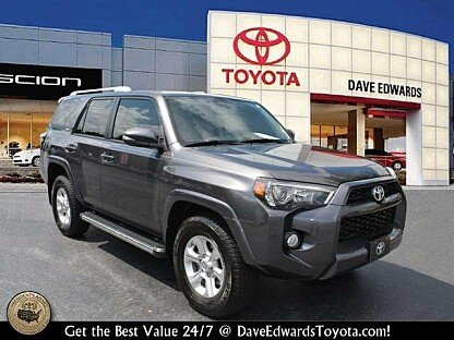 2017 toyota 4Runner 2WD for sale 101028129