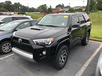 2017 toyota 4Runner 4WD for sale 101032505