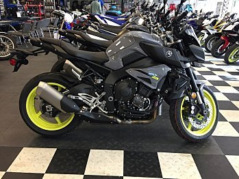 2017 yamaha FZ-10 for sale 200486843