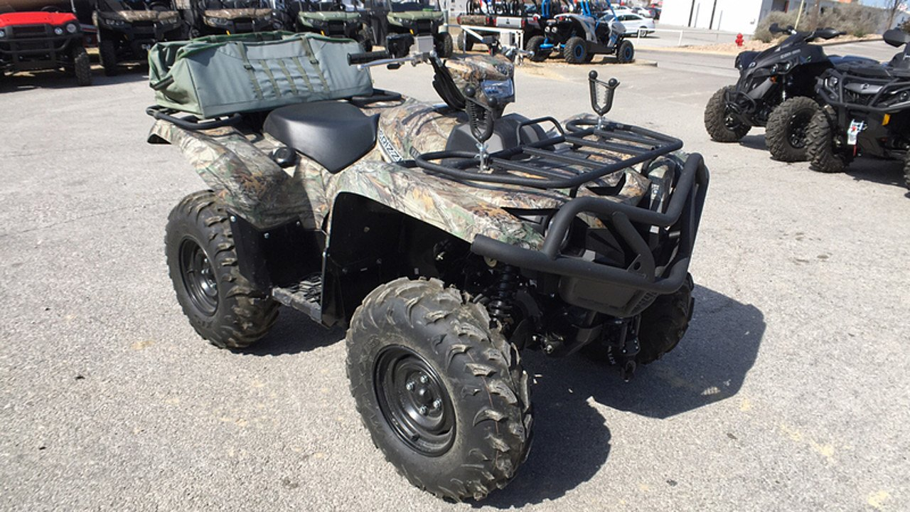 2017 yamaha Grizzly 700 for sale 200379297