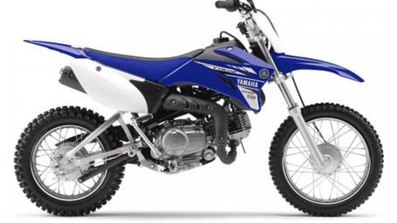 2017 yamaha TT-R110E for sale 200472594