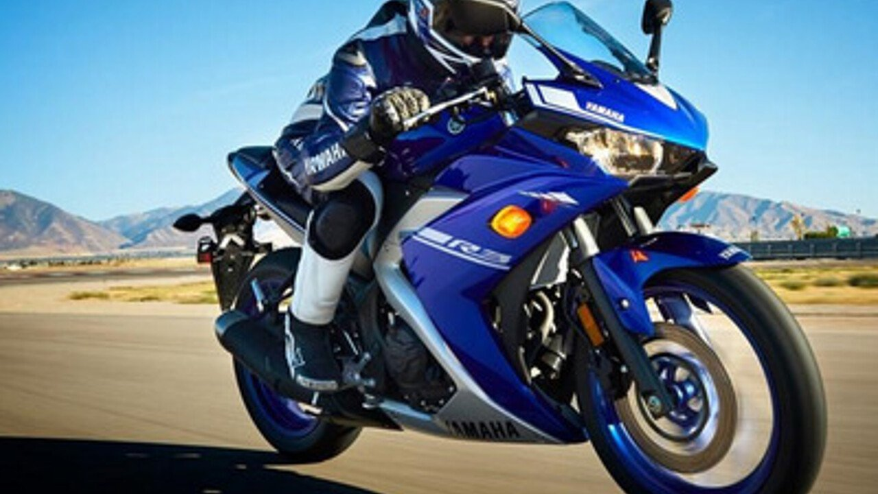 2017 yamaha YZF-R3 for sale 200474511