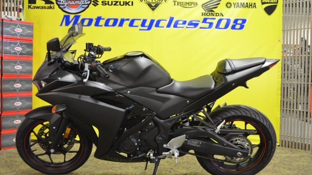 2017 yamaha YZF-R3 for sale 200591122