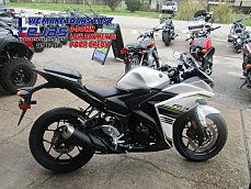 2017 yamaha YZF-R3 for sale 200584500