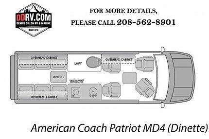 2018 American Coach Patriot for sale 300158139