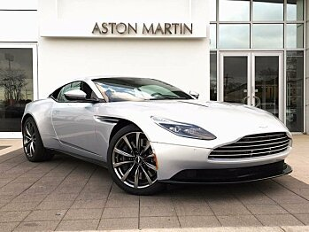2018 Aston Martin DB11 V12 Coupe for sale 100923411