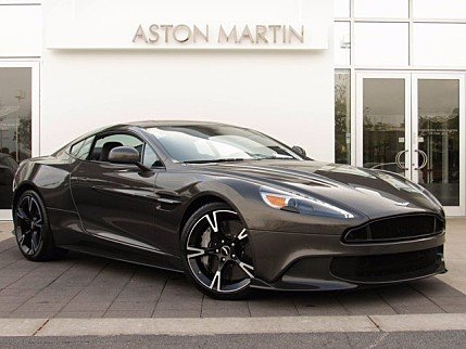 2018 Aston Martin Vanquish S Coupe for sale 100912163
