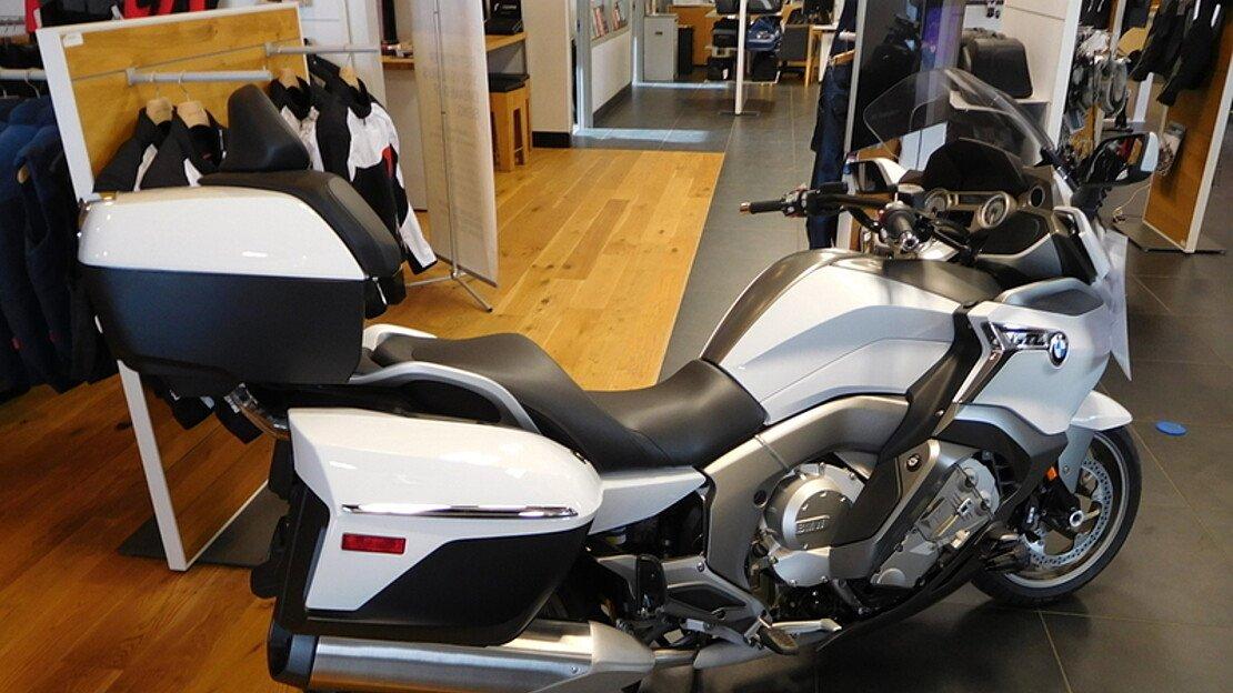 2018 BMW K1600GTL for sale 200520862