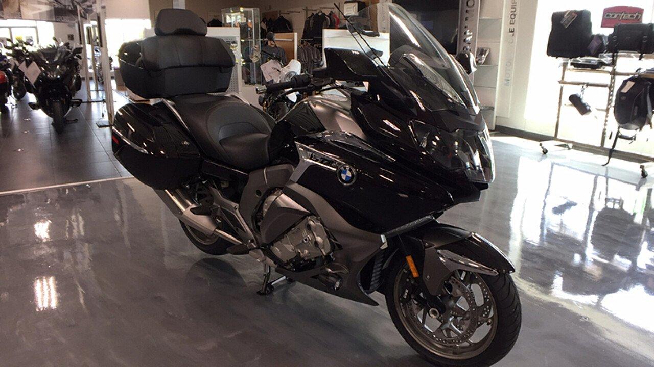 2018 BMW K1600GTL for sale 200551010