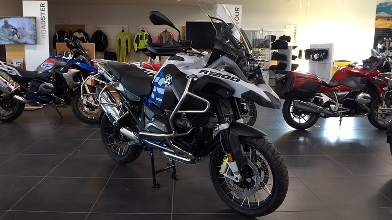 2018 BMW R1200GS Adventure for sale 200515784