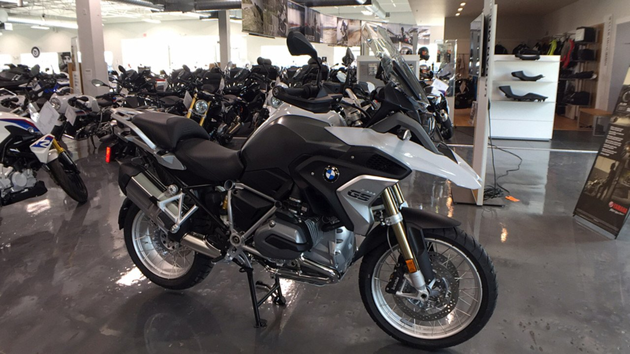 2018 BMW R1200GS for sale 200560473