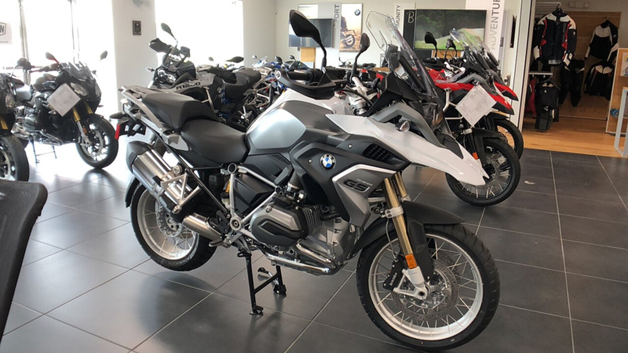 2018 BMW R1200GS for sale 200580483