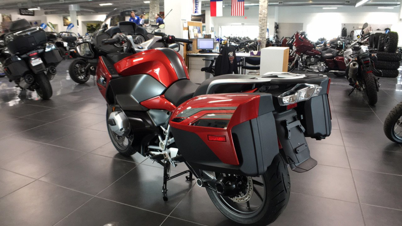 2018 Bmw R1200rt For Sale Near Fort Worth Texas 76116