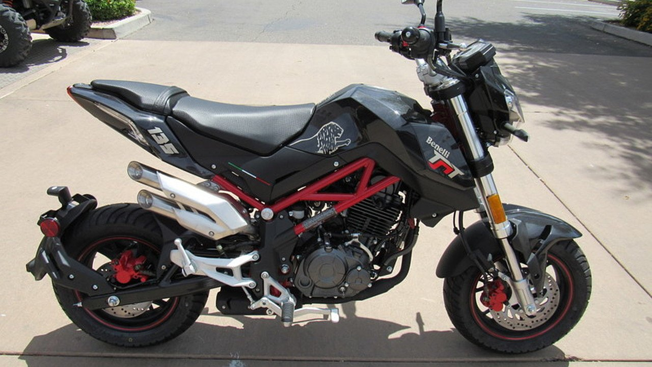 2018 Benelli TNT 135 for sale 200581085